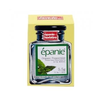 [유통기한임박30%할인]유기농 페파민트 5티백 - 유통기한 2018.05.17까지