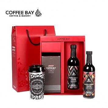 [온라인독점판매] 커피베이 더치+스텐리유저블 텀블러Set