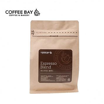 [온라인독점판매] 커피베이 에스프레소 블렌드 원두 200g