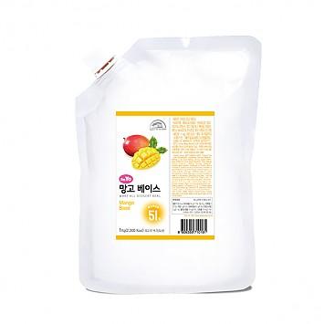 [아임요] 과일베이스 망고 1kg