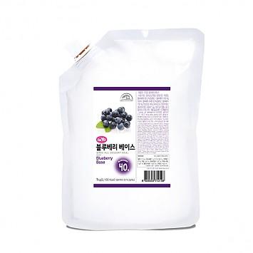 [아임요] 과일베이스 블루베리 1kg